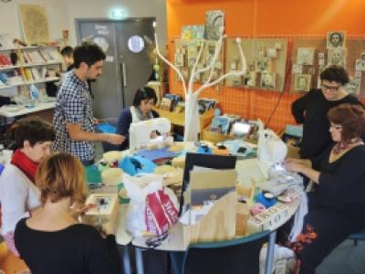 Atelier Les livres jeunesse, c'est aussi pour les adultes !