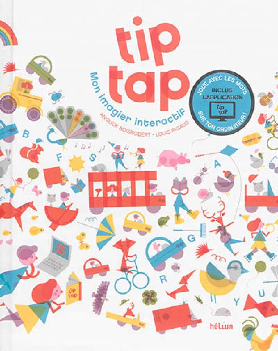 Tip tap: mon imager interactif