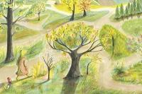 Mélanie Rutten, Au fil des saisons, du jour et de la nuit