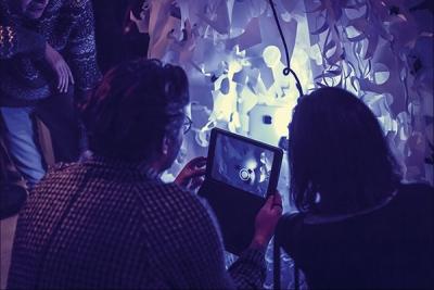 Atelier numérique Fenêtres augmentées
